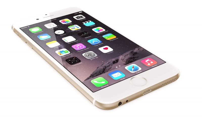 9809074-apple-gold-iphone-6